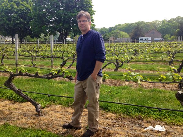 Tom Drodz - Winemaker
