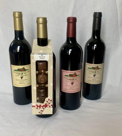 Red Wine Chocolate Pairing