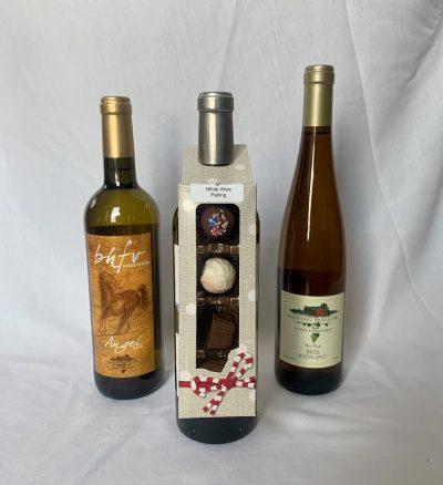 White Wine Chocolate Pairing